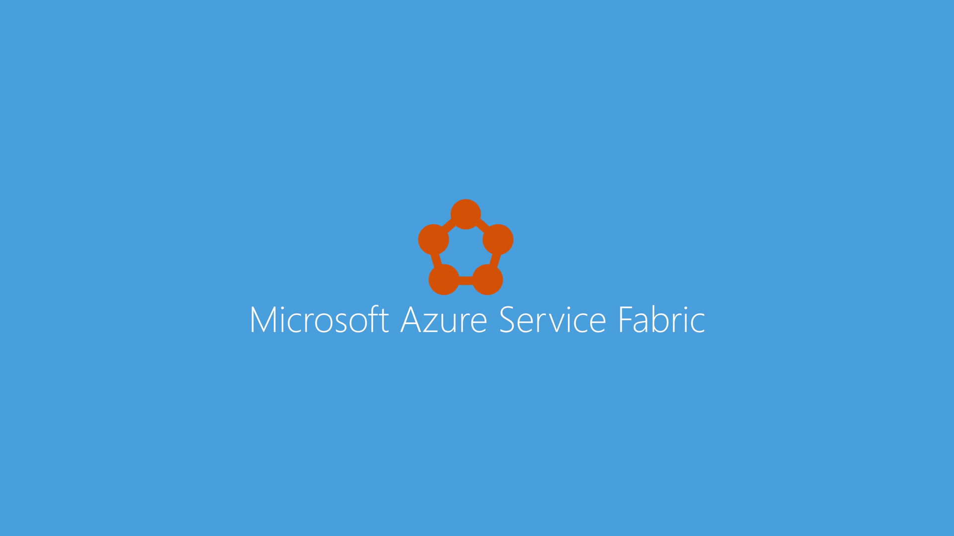 Introduction to Microservices with Azure Service Fabric