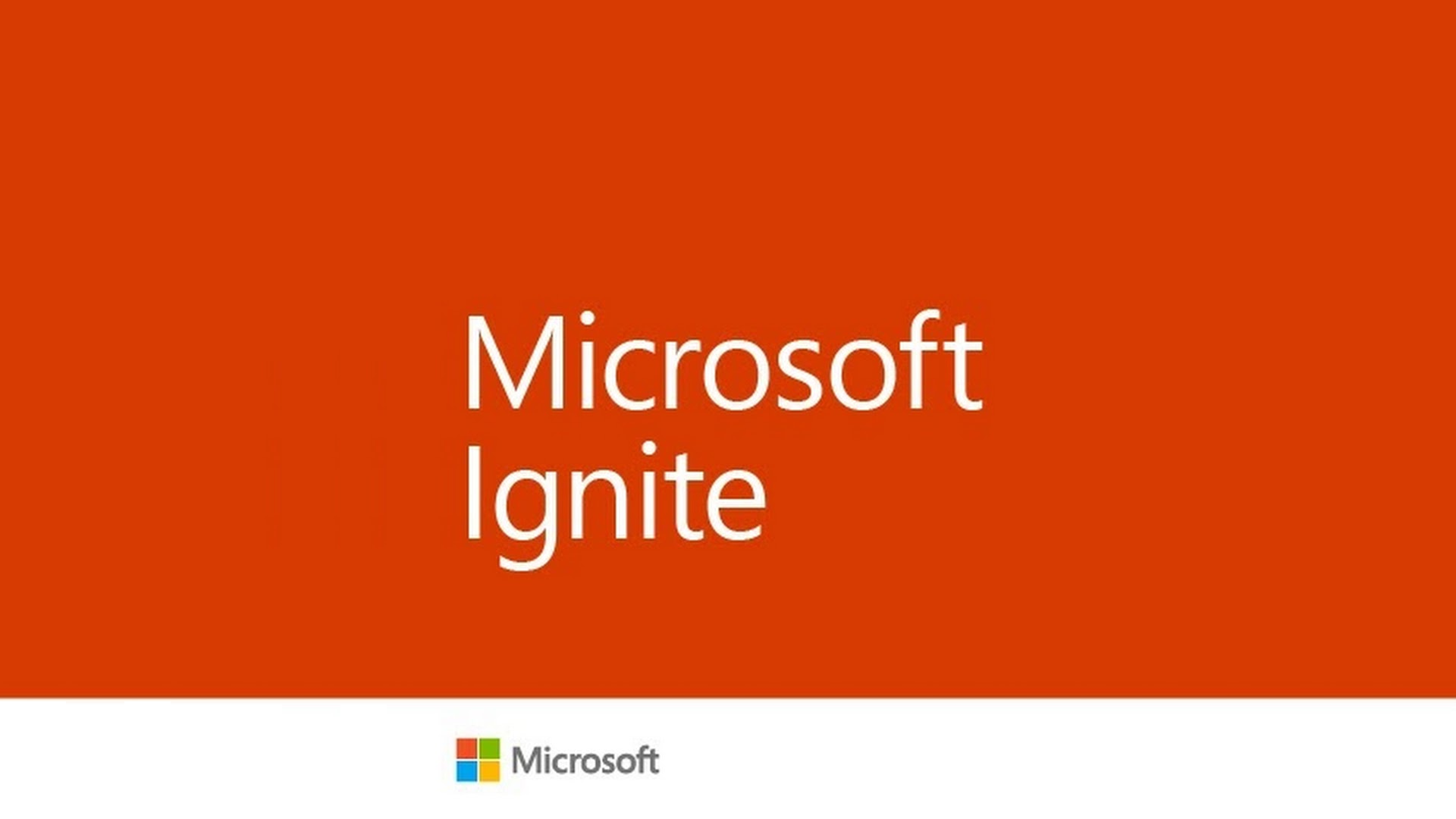 Highlights from Microsoft Ignite 2017